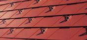 Алюминиевая плитка для кровли - шинглс